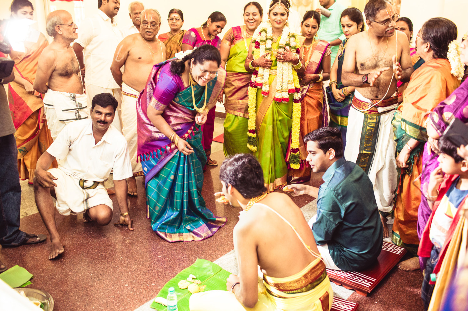 The ceremonious glee! by Manas Saran Photography Wedding-photography | Weddings Photos & Ideas