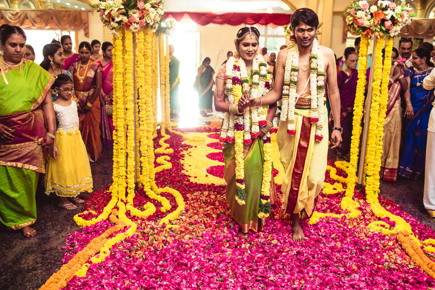 An ornate entry! by Manas Saran Photography Wedding-photography | Weddings Photos & Ideas