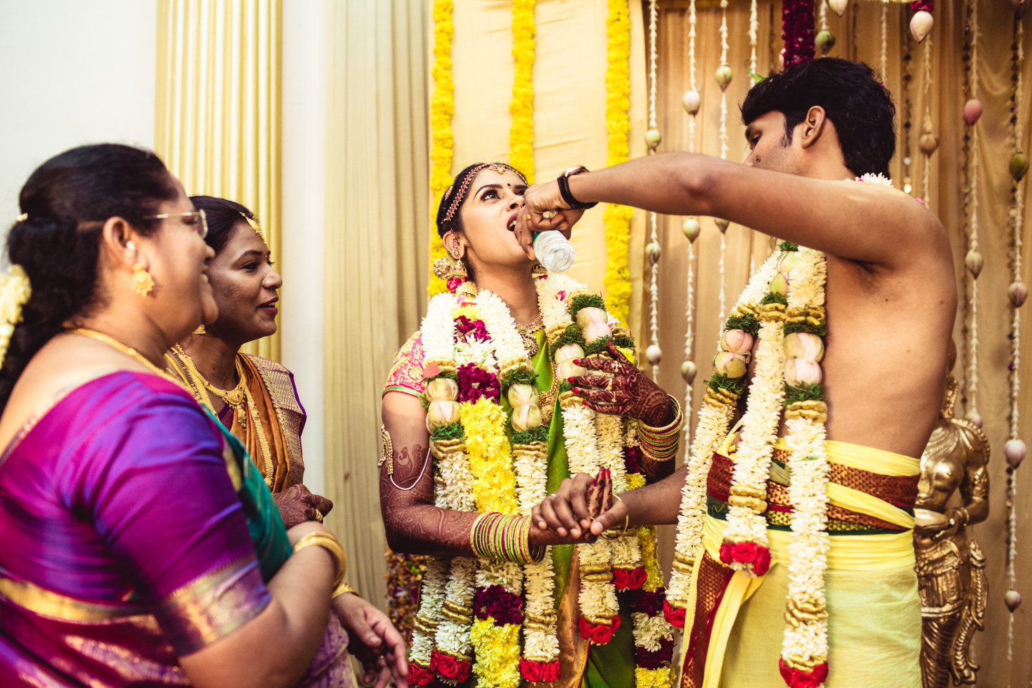 Taking care of you! by Manas Saran Photography Wedding-photography | Weddings Photos & Ideas