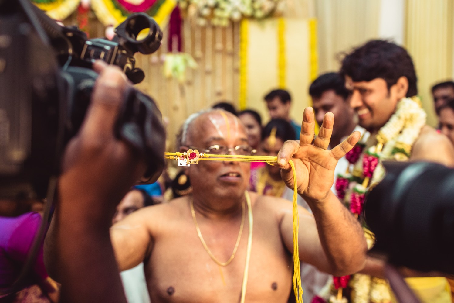 Close shot of the commitments! by Manas Saran Photography Wedding-photography   Weddings Photos & Ideas