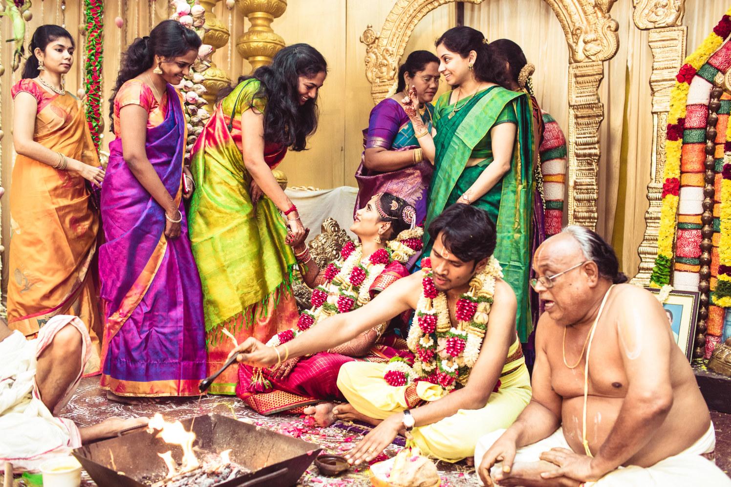 Congratulating the bride! by Manas Saran Photography Wedding-photography | Weddings Photos & Ideas