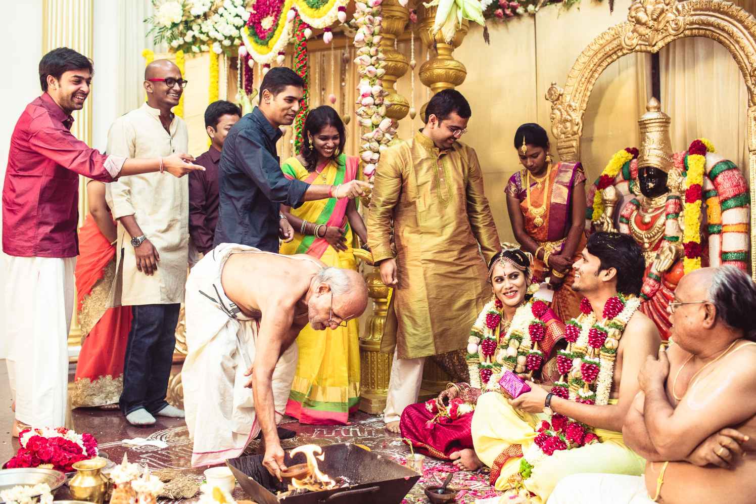 Between the rituals! by Manas Saran Photography Wedding-photography | Weddings Photos & Ideas