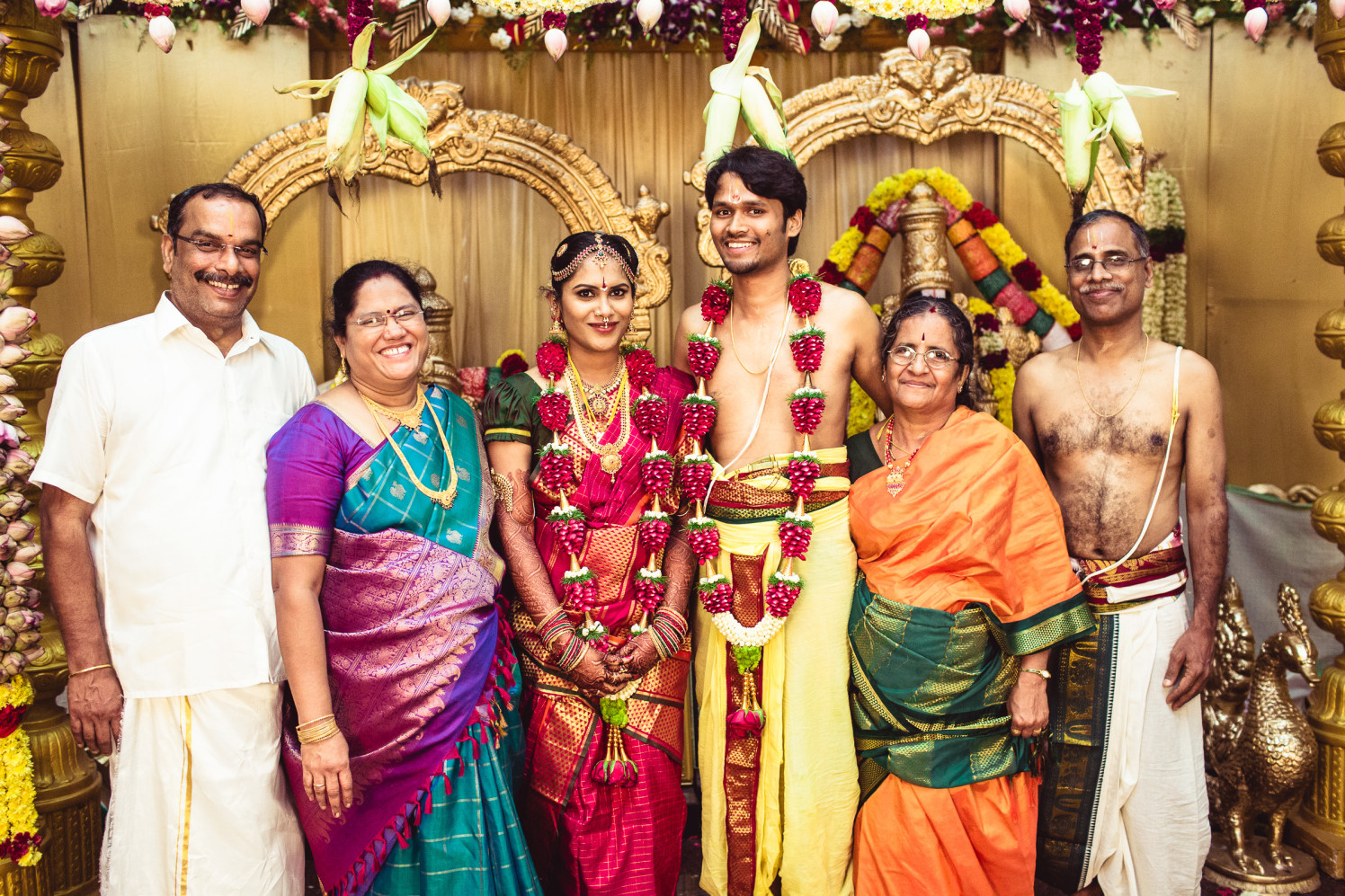 Family shot! by Manas Saran Photography Wedding-photography | Weddings Photos & Ideas