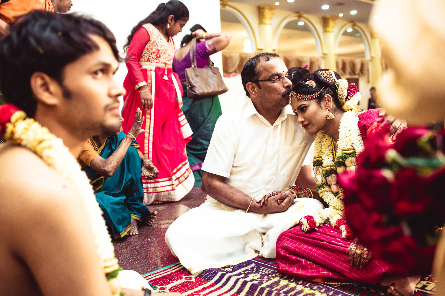 Fatherly affection! by Manas Saran Photography Wedding-photography | Weddings Photos & Ideas