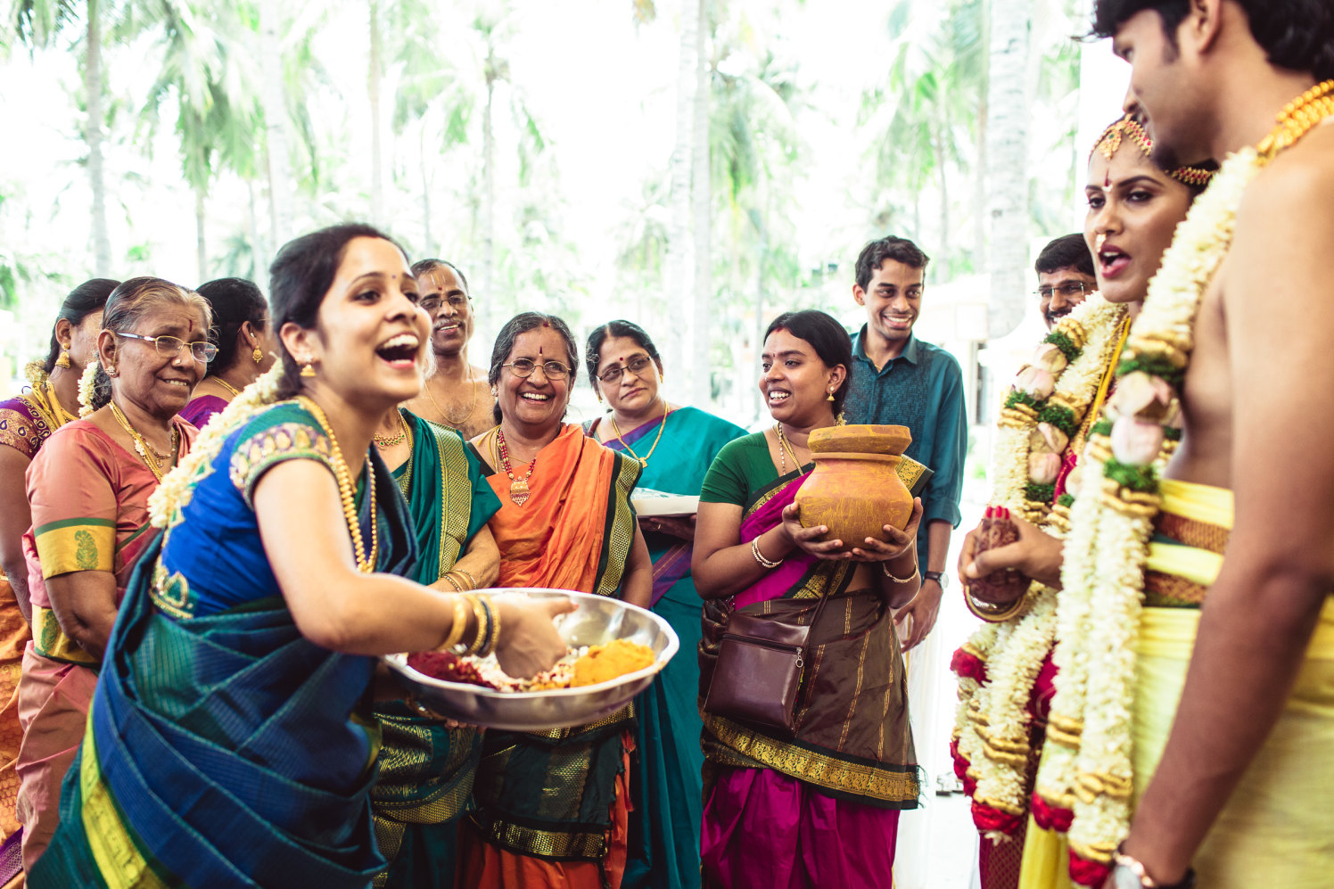 Lets the happiness roll! by Manas Saran Photography Wedding-photography | Weddings Photos & Ideas