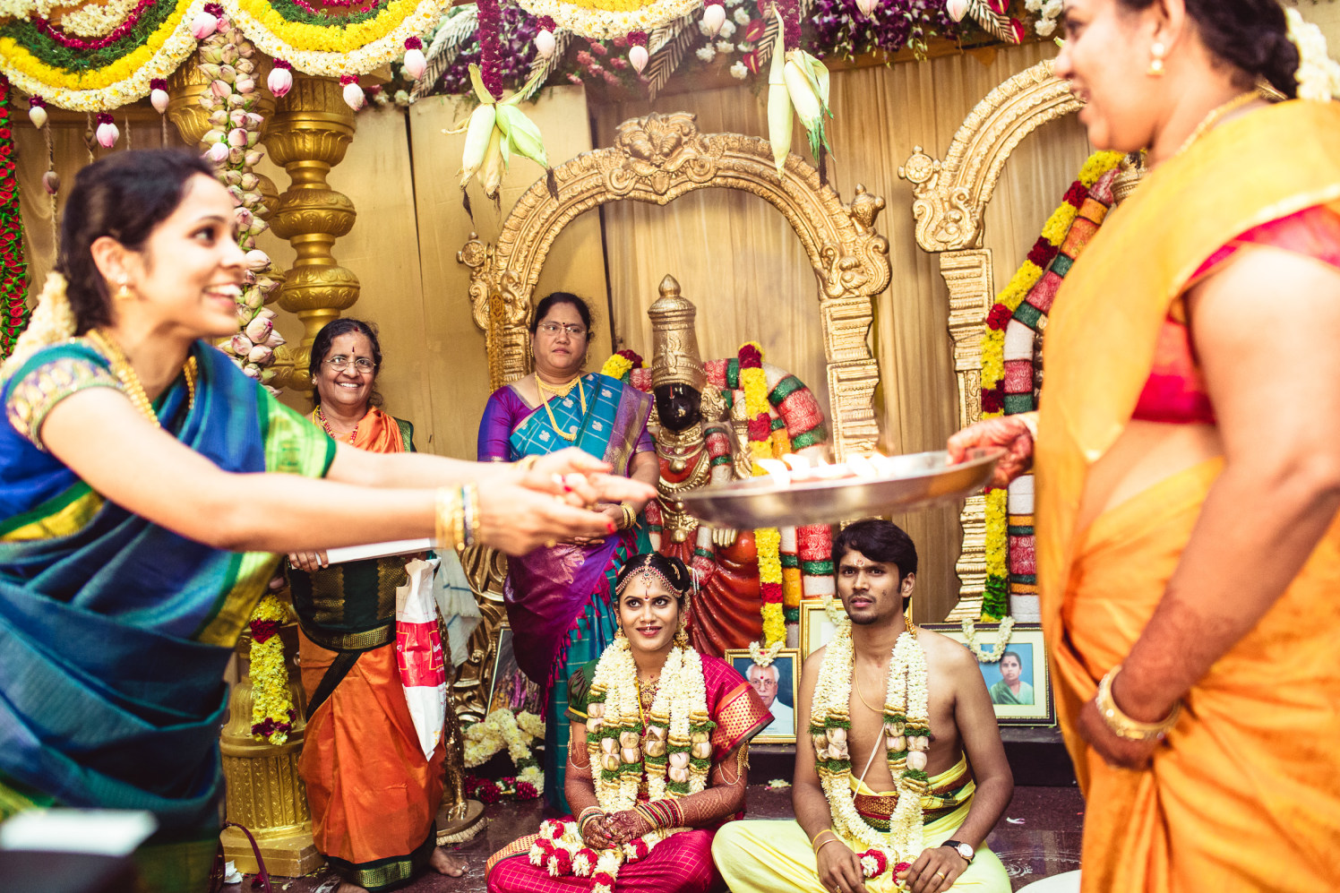 With the rituals! by Manas Saran Photography Wedding-photography | Weddings Photos & Ideas