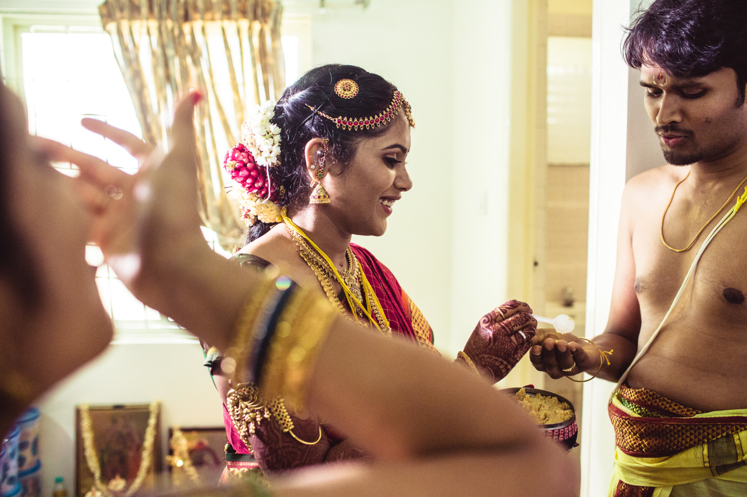 Chirpy bride! by Manas Saran Photography Wedding-photography | Weddings Photos & Ideas