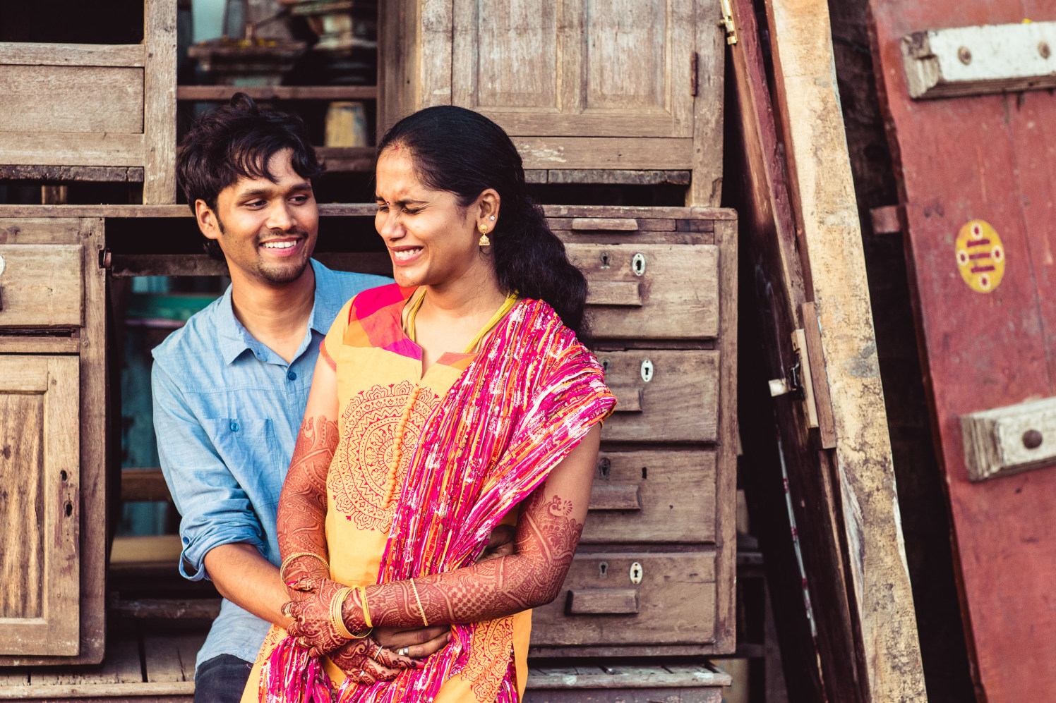 Cheer full smiles! by Manas Saran Photography Wedding-photography | Weddings Photos & Ideas