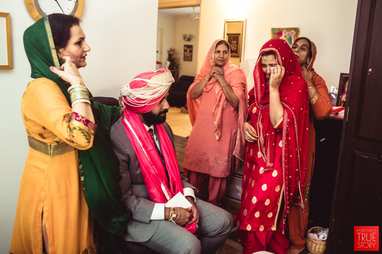 The moment of nostalgia! by Manas Saran Photography Wedding-photography | Weddings Photos & Ideas