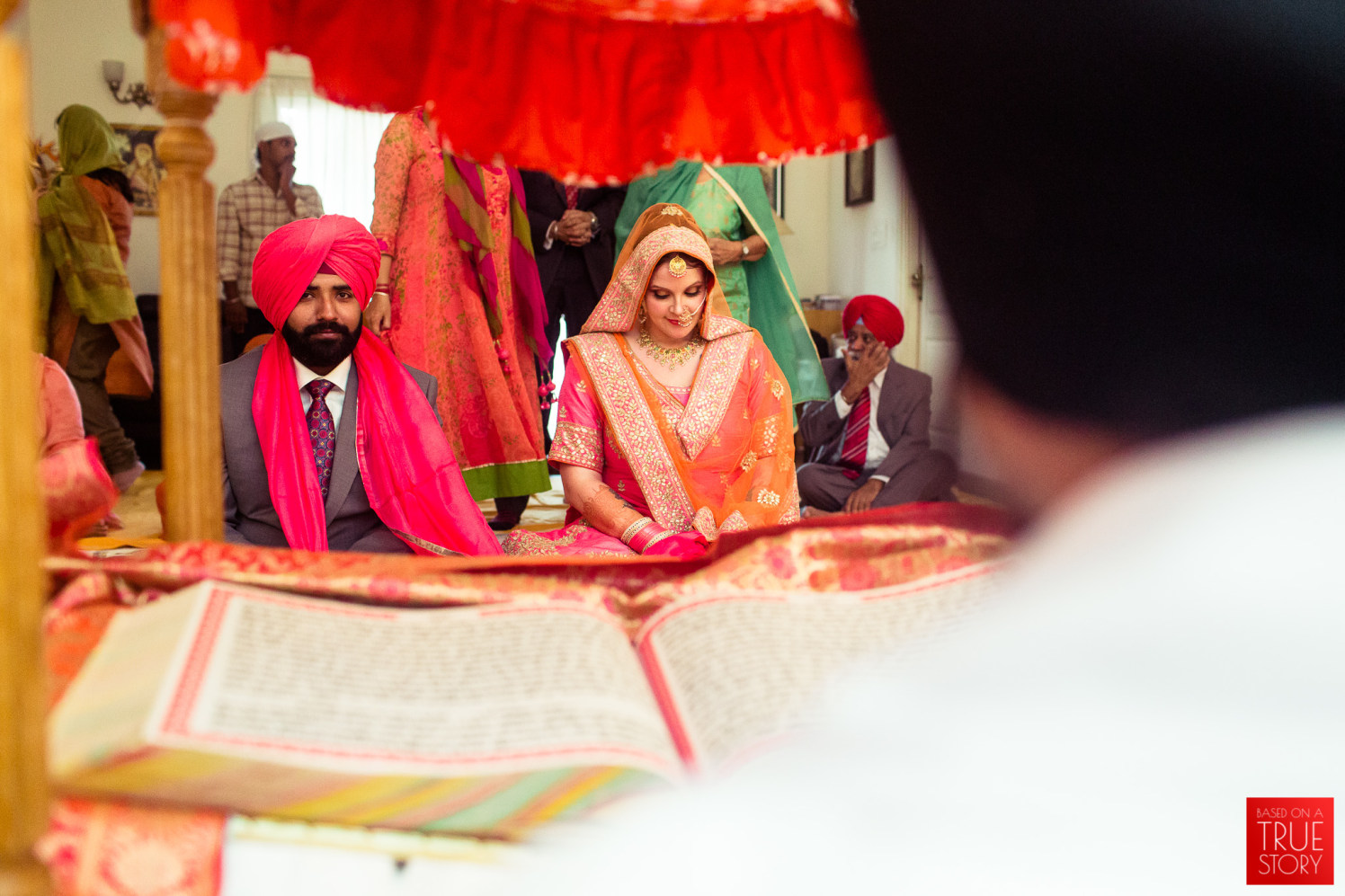 Holy wedding vows! by Manas Saran Photography Wedding-photography | Weddings Photos & Ideas
