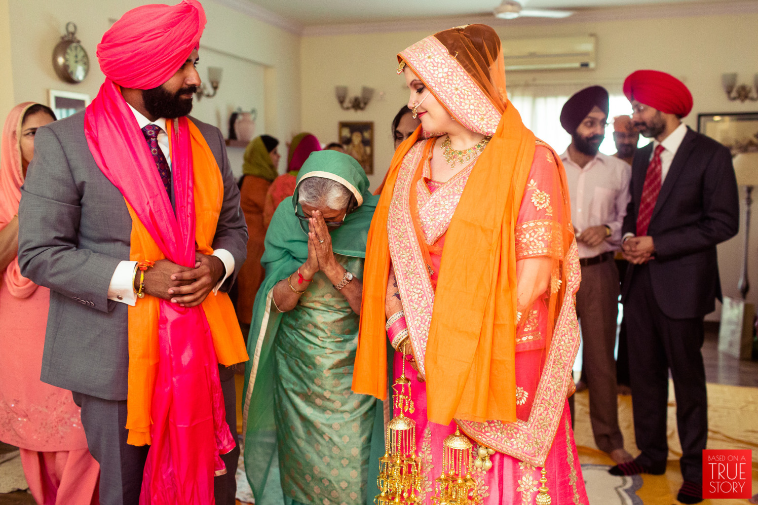 Seeking the blessings! by Manas Saran Photography Wedding-photography | Weddings Photos & Ideas