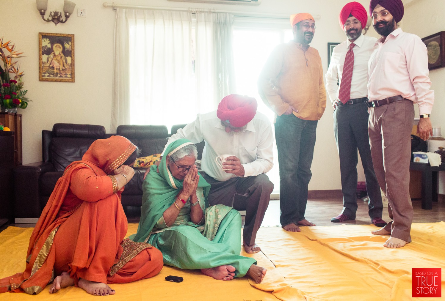 With the blessings! by Manas Saran Photography Wedding-photography | Weddings Photos & Ideas