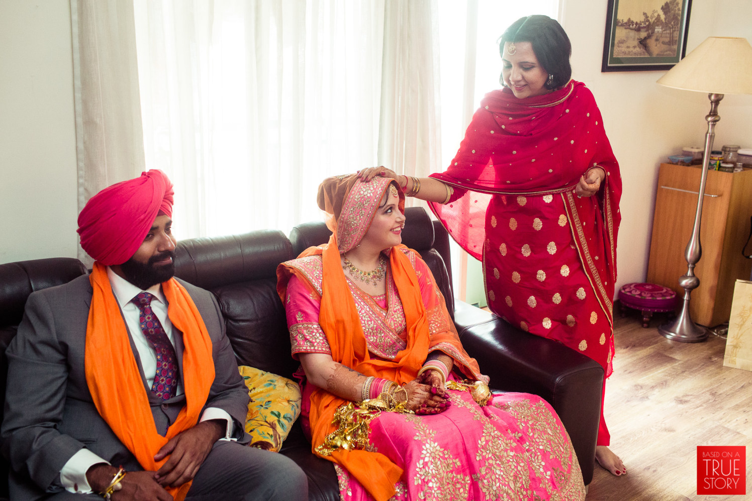 The shower of blessings! by Manas Saran Photography Wedding-photography | Weddings Photos & Ideas