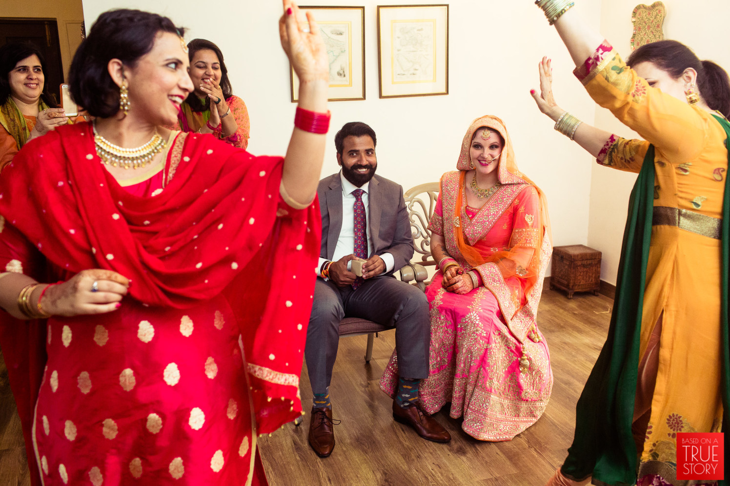 Joy and cheer! by Manas Saran Photography Wedding-photography | Weddings Photos & Ideas