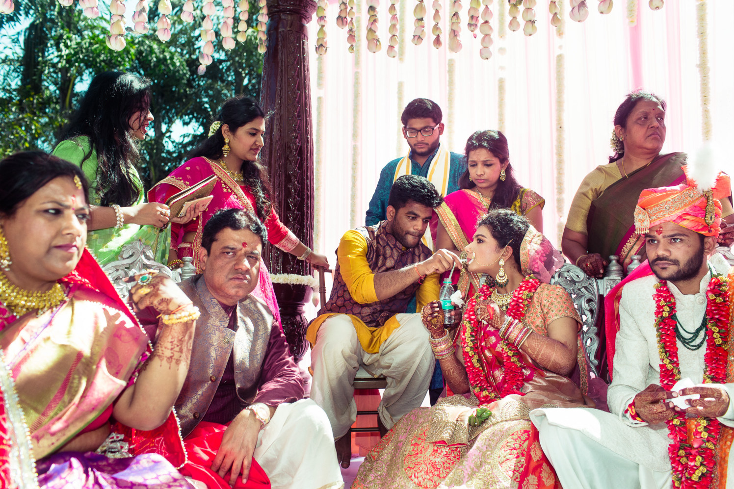 When you have your family! by Manas Saran Photography Wedding-photography | Weddings Photos & Ideas