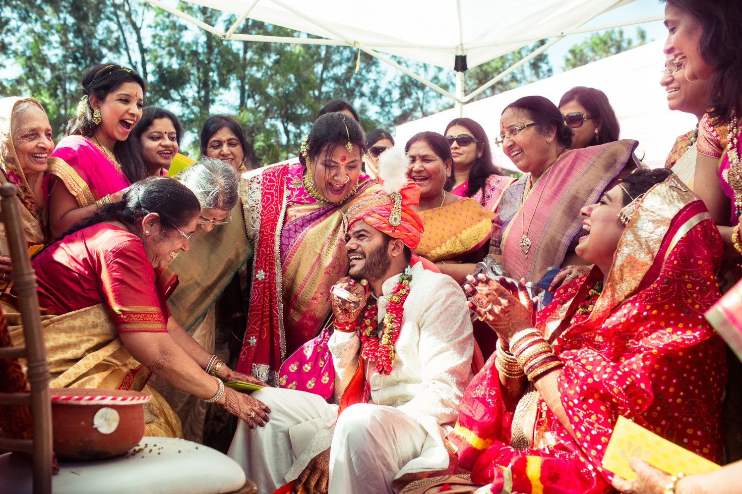 Ecstatic joy! by Manas Saran Photography Wedding-photography | Weddings Photos & Ideas