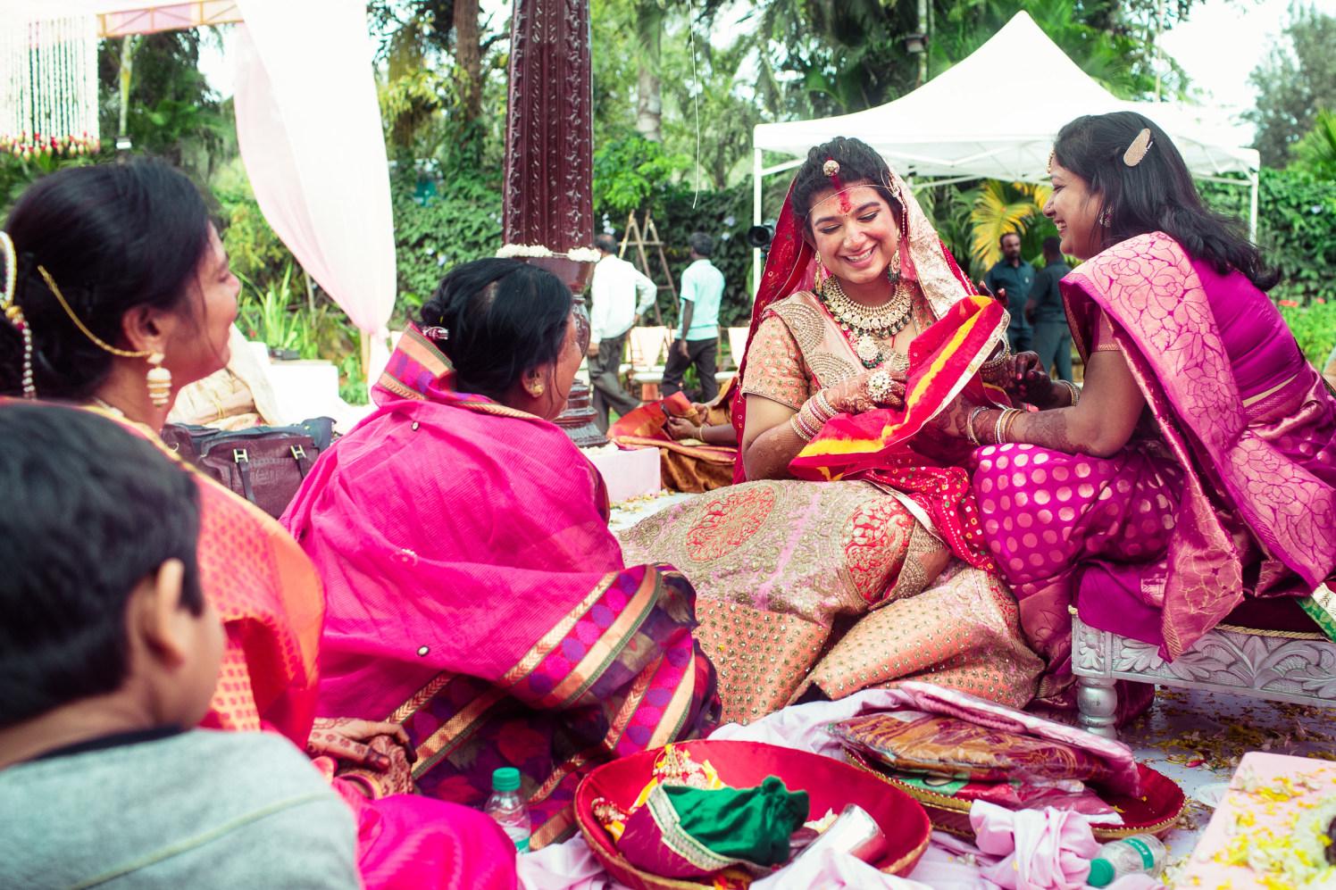 Tangerine affair! by Manas Saran Photography Wedding-photography | Weddings Photos & Ideas