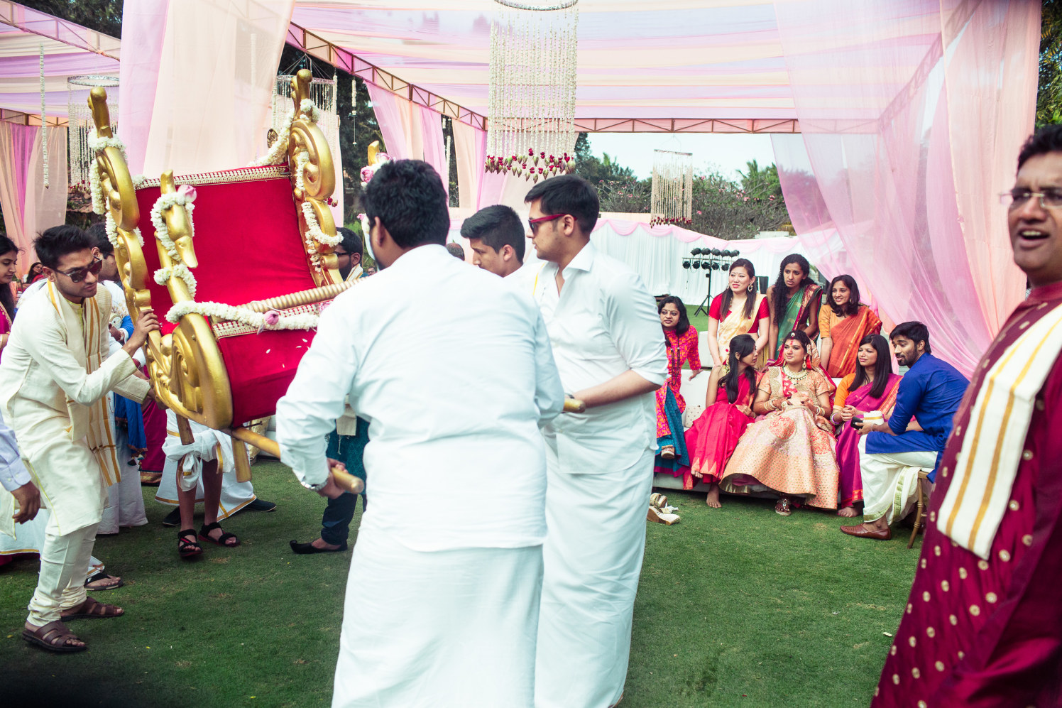 Brothers in action! by Manas Saran Photography Wedding-photography | Weddings Photos & Ideas