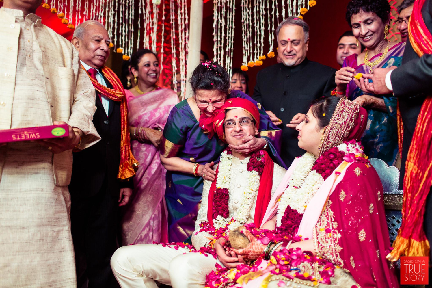 In the utmost contentment! by Manas Saran Photography Wedding-photography   Weddings Photos & Ideas