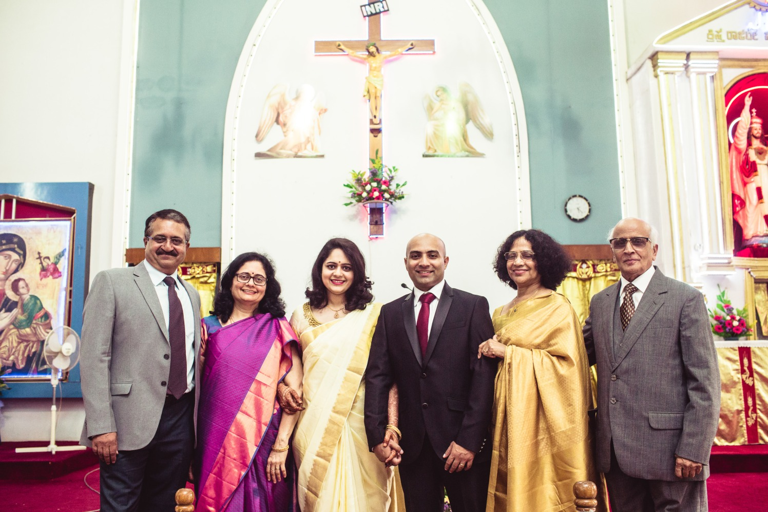 Family first! by Manas Saran Photography Wedding-photography   Weddings Photos & Ideas