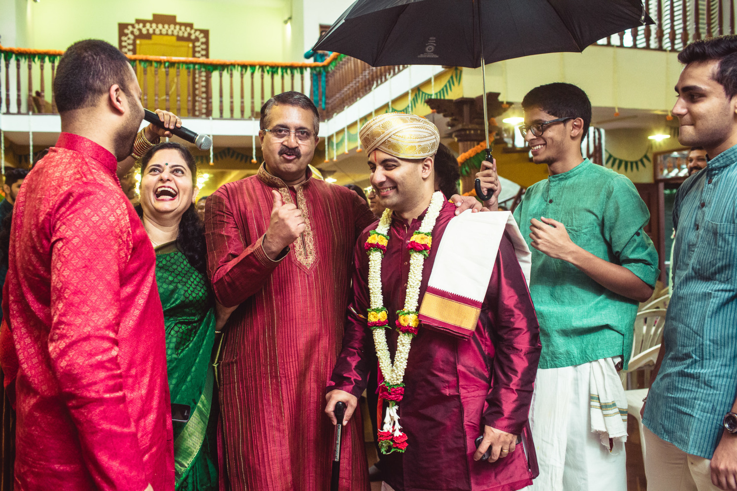 All in the jovial glee! by Manas Saran Photography Wedding-photography | Weddings Photos & Ideas