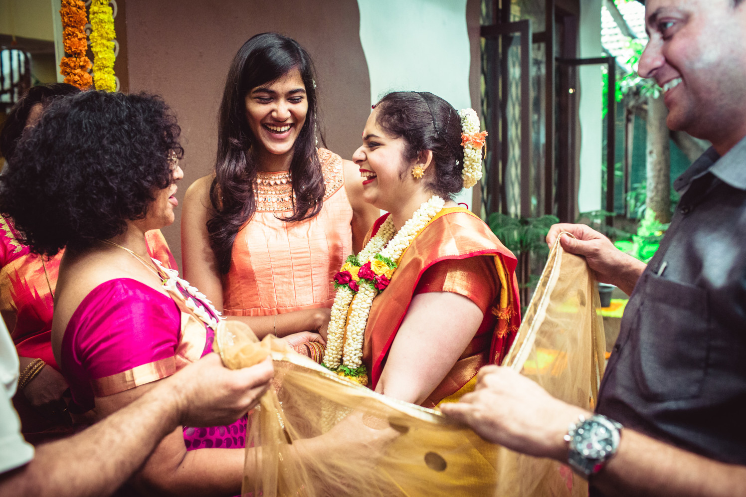 Bride and her friends! by Manas Saran Photography Wedding-photography | Weddings Photos & Ideas