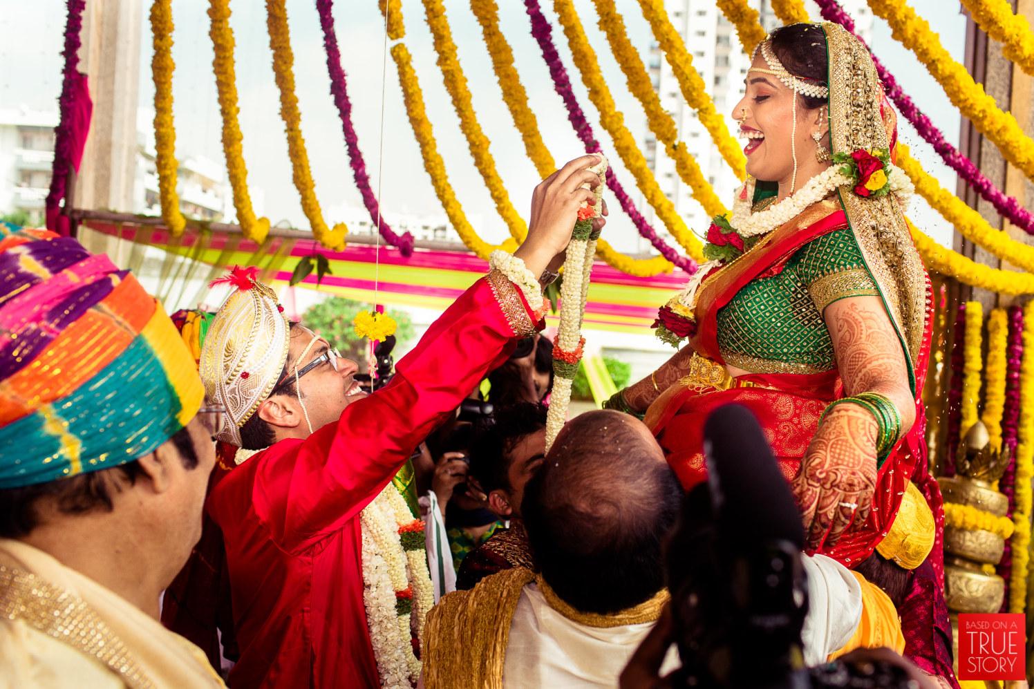 Overjoyed bride! by Manas Saran Photography Wedding-photography | Weddings Photos & Ideas
