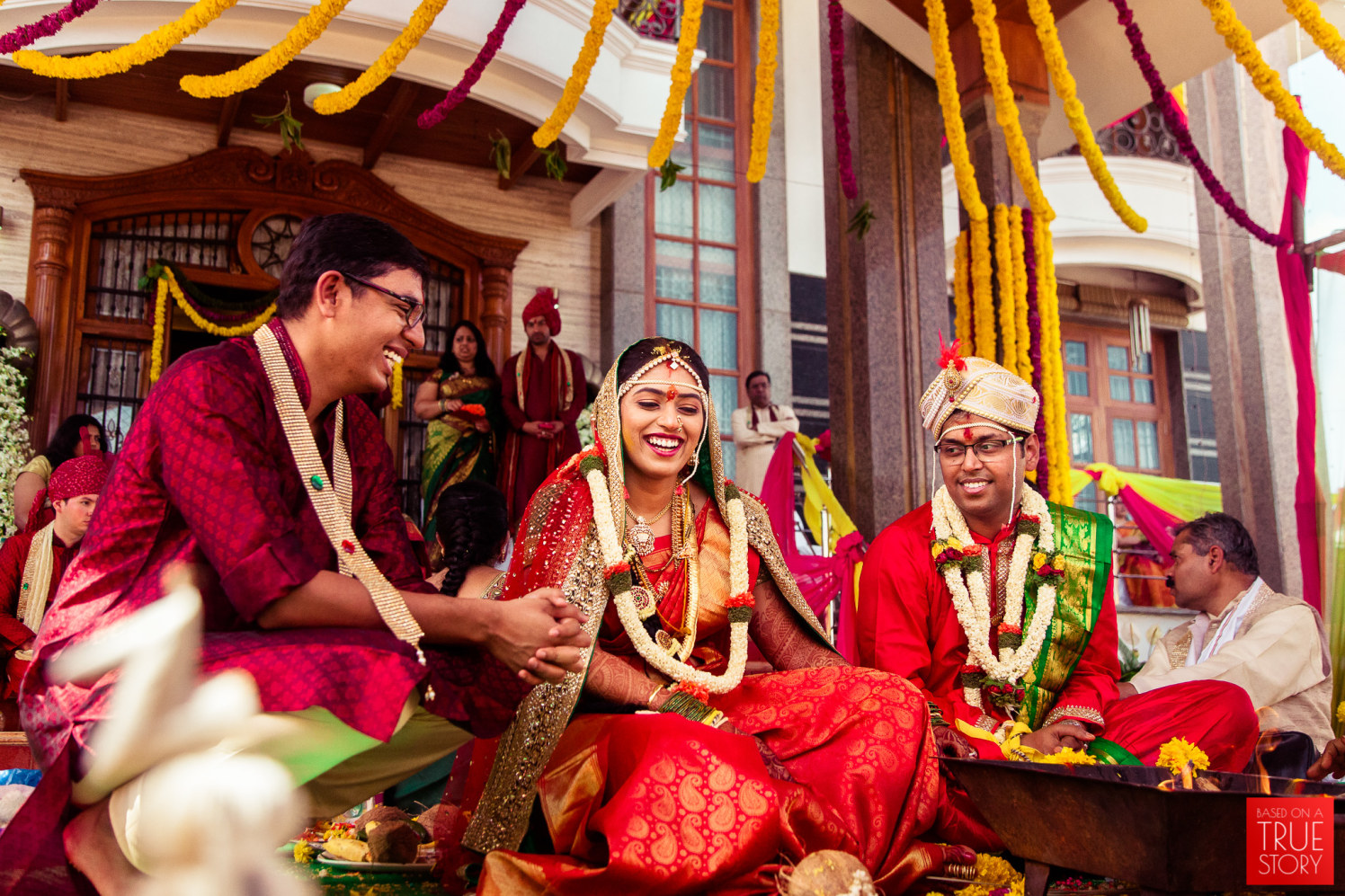 In the virtuous grip! by Manas Saran Photography Wedding-photography | Weddings Photos & Ideas