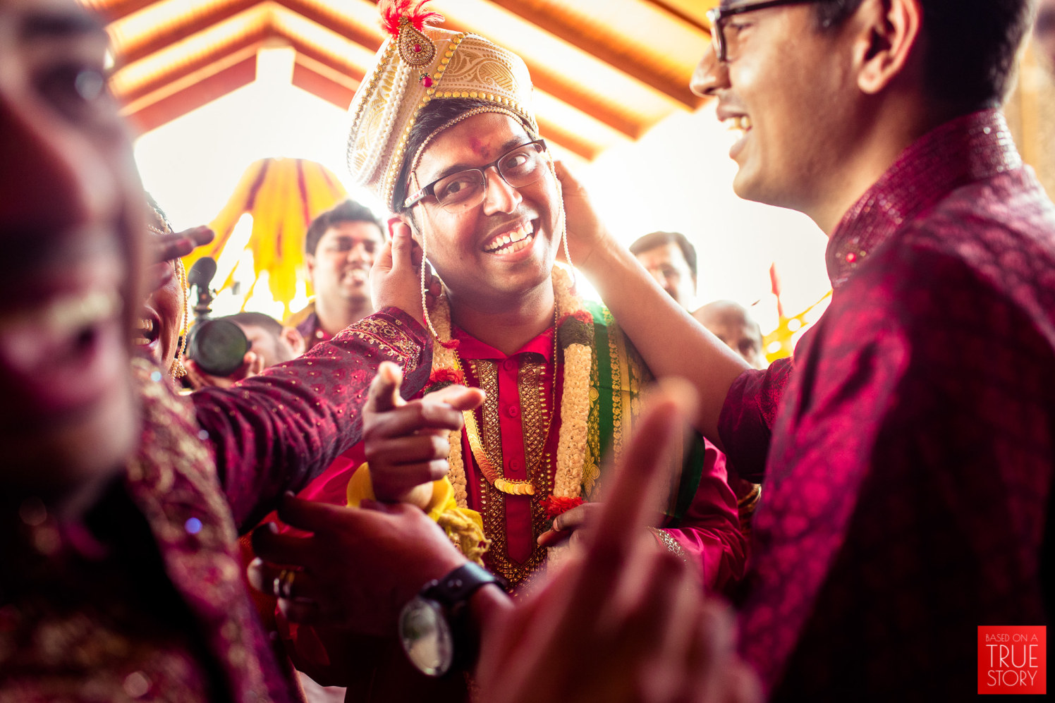 The sibbling bond! by Manas Saran Photography Wedding-photography | Weddings Photos & Ideas