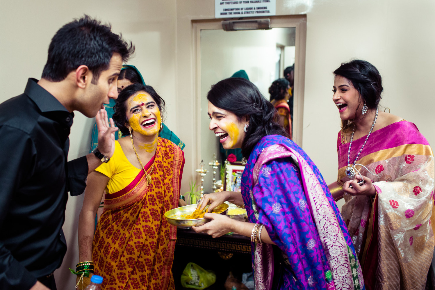 A joy that shows! by Manas Saran Photography Wedding-photography | Weddings Photos & Ideas