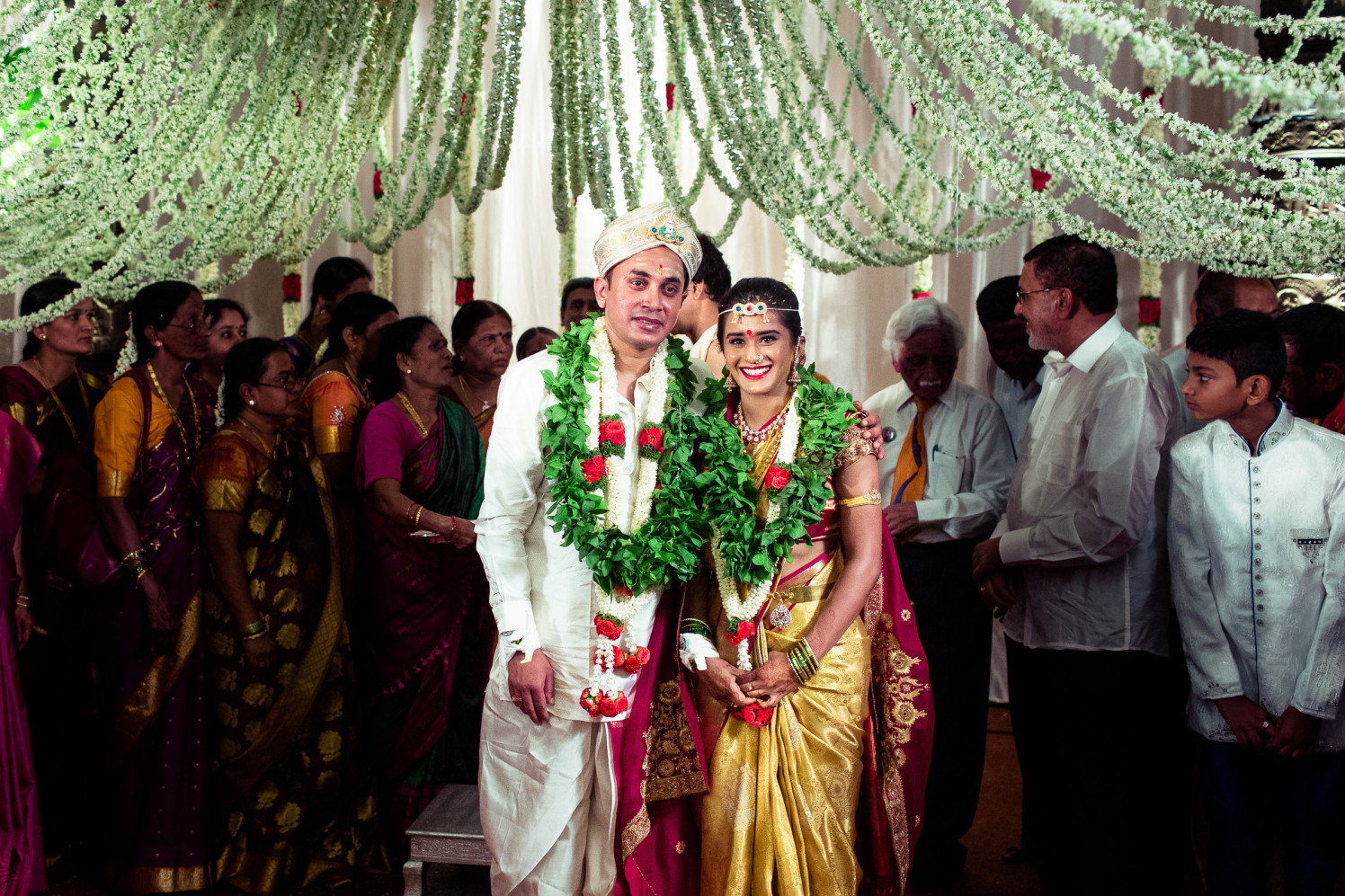 The newlyweds! by Manas Saran Photography Wedding-photography | Weddings Photos & Ideas
