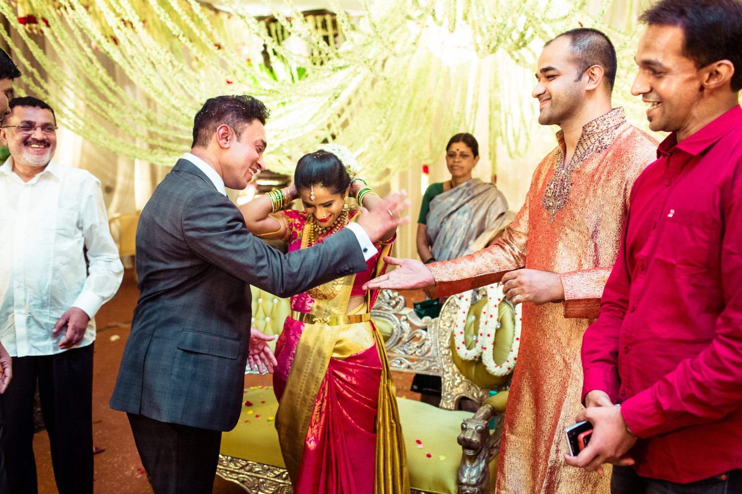 All in the jolly fervor! by Manas Saran Photography Wedding-photography | Weddings Photos & Ideas