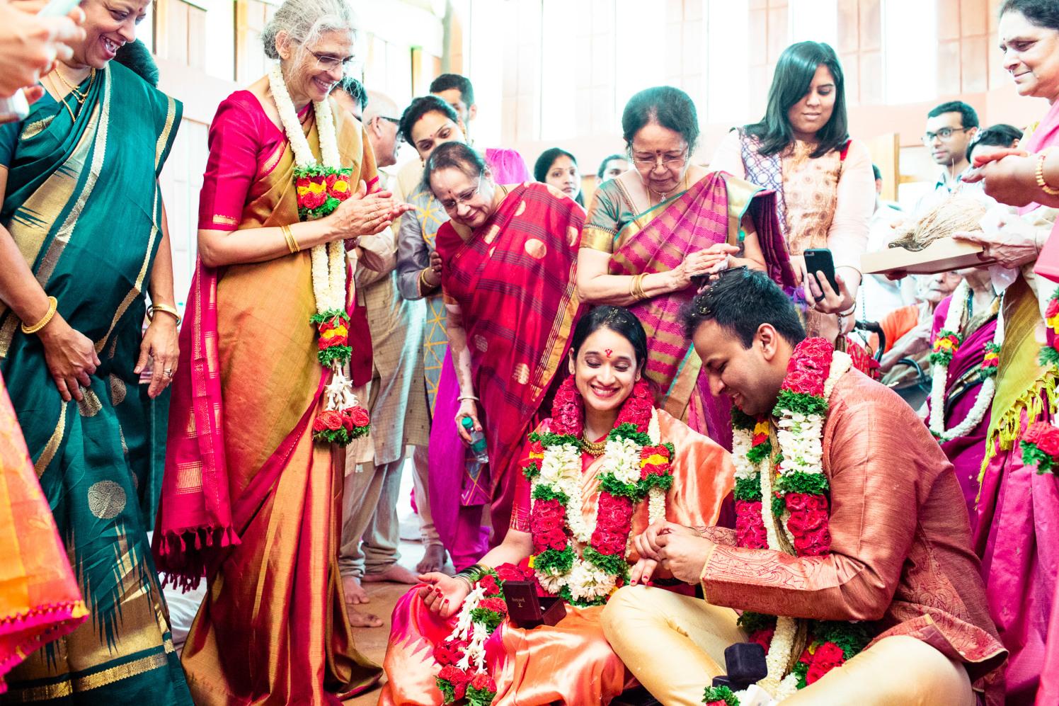 Exchanging the rings! by Manas Saran Photography Wedding-photography   Weddings Photos & Ideas