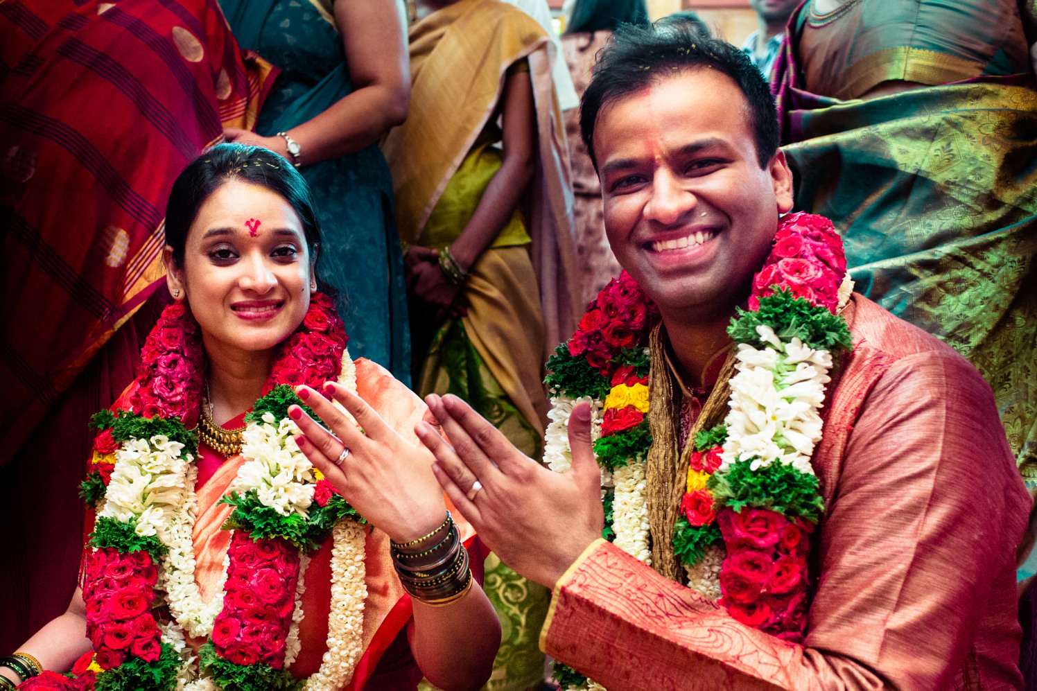 Finally married! by Manas Saran Photography Wedding-photography   Weddings Photos & Ideas