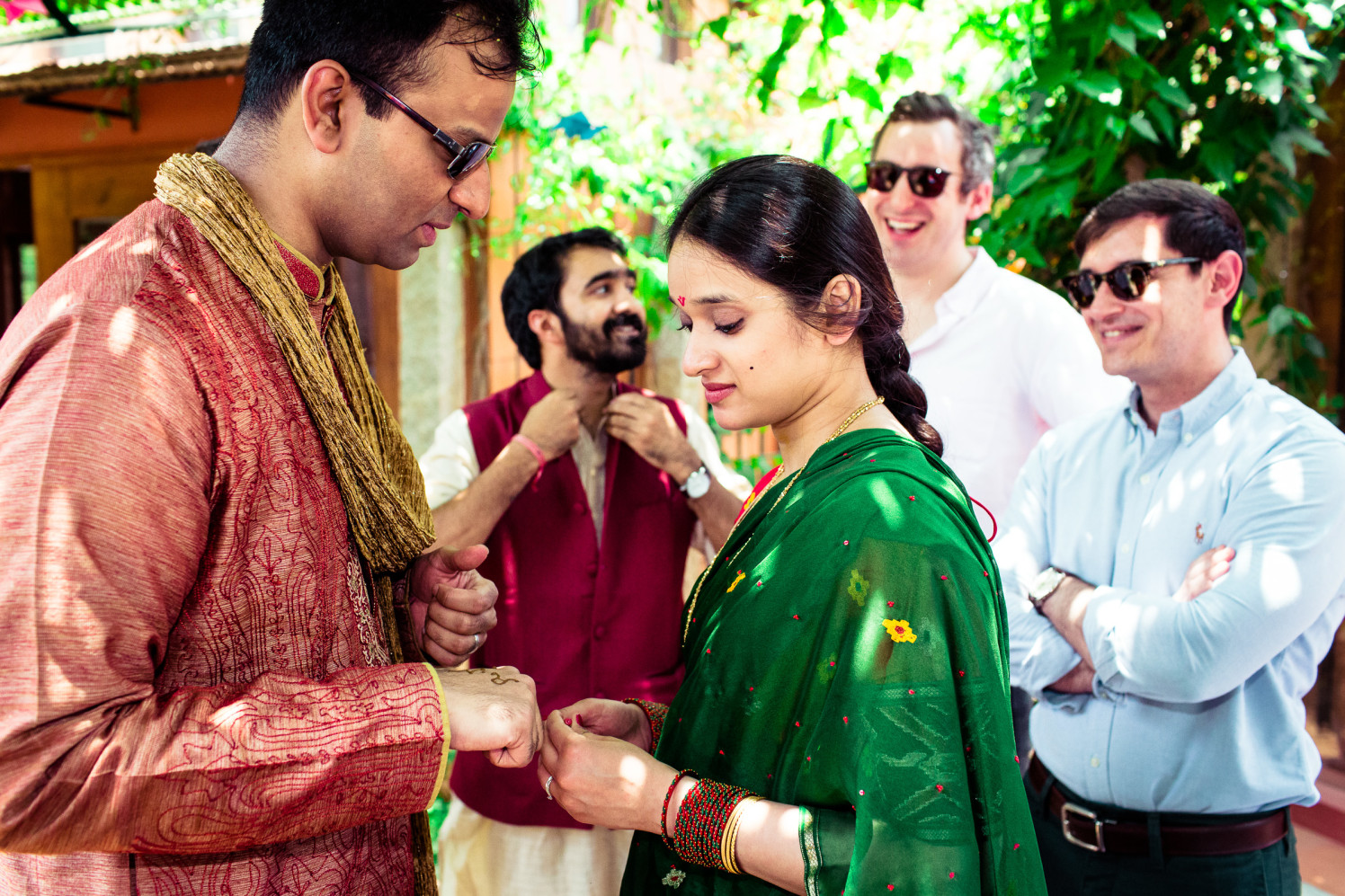 Caught candid! by Manas Saran Photography Wedding-photography | Weddings Photos & Ideas