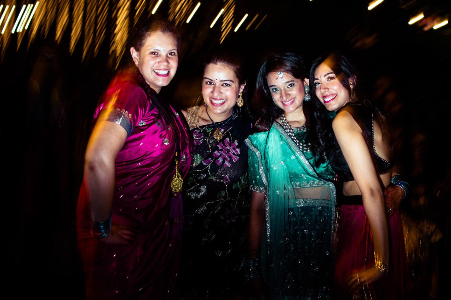 Girls just wanna have fun! by Manas Saran Photography Wedding-photography | Weddings Photos & Ideas