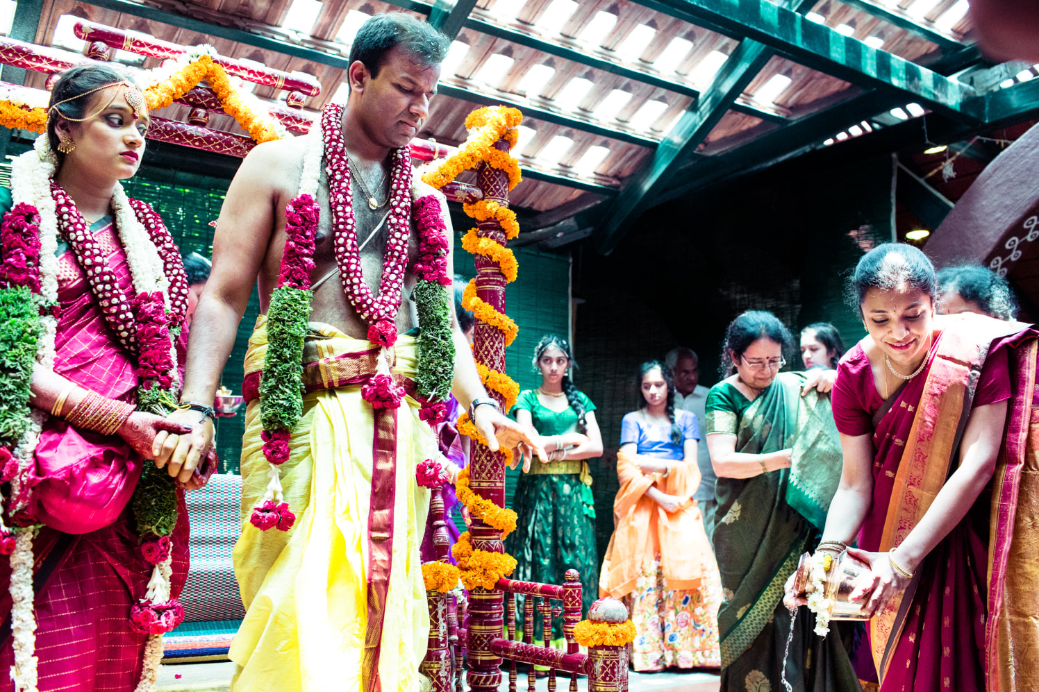 The south Indian wedding traditions by Manas Saran Photography Wedding-photography | Weddings Photos & Ideas