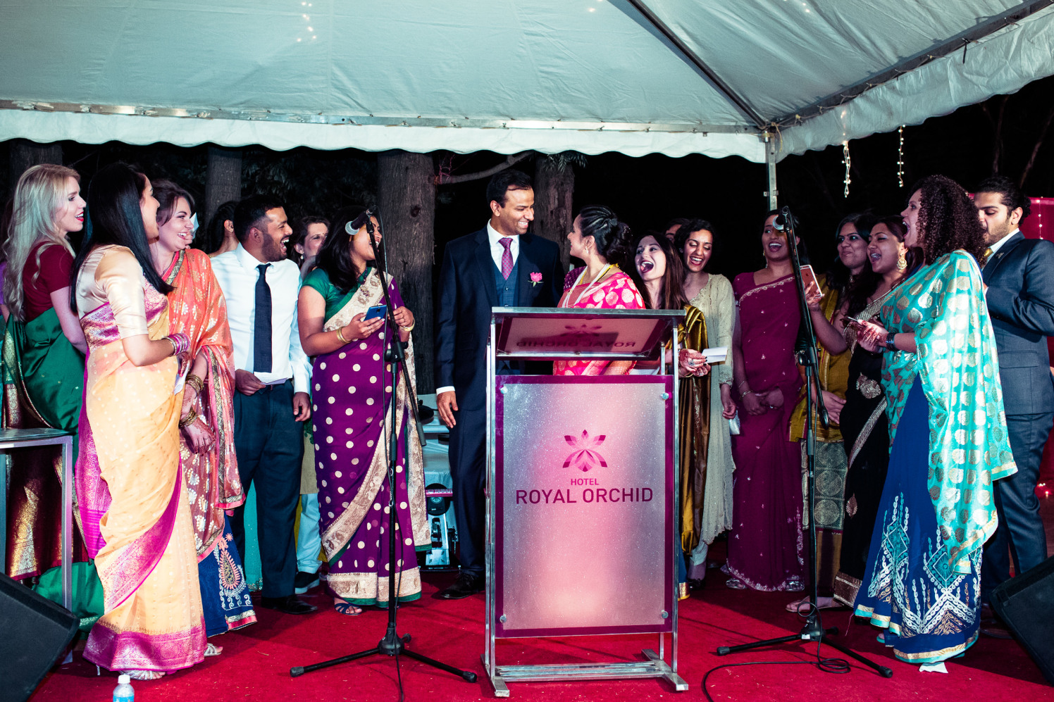 All singing the glorious songs! by Manas Saran Photography Wedding-photography | Weddings Photos & Ideas