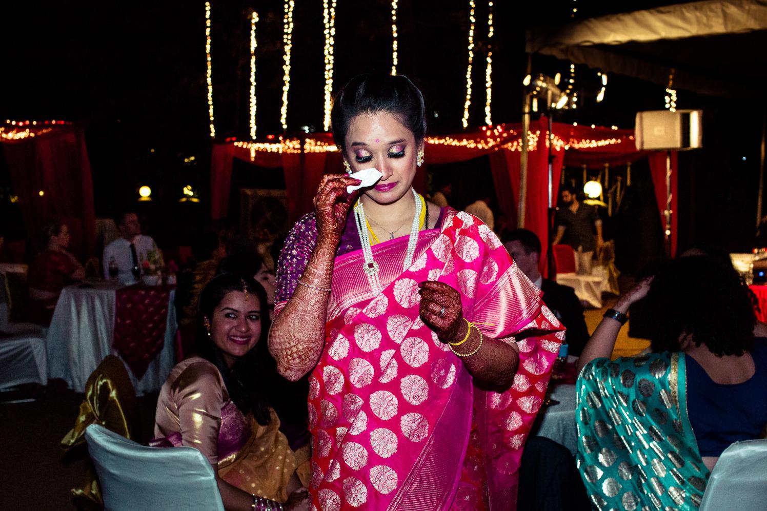 Nostalgic bride! by Manas Saran Photography Wedding-photography | Weddings Photos & Ideas