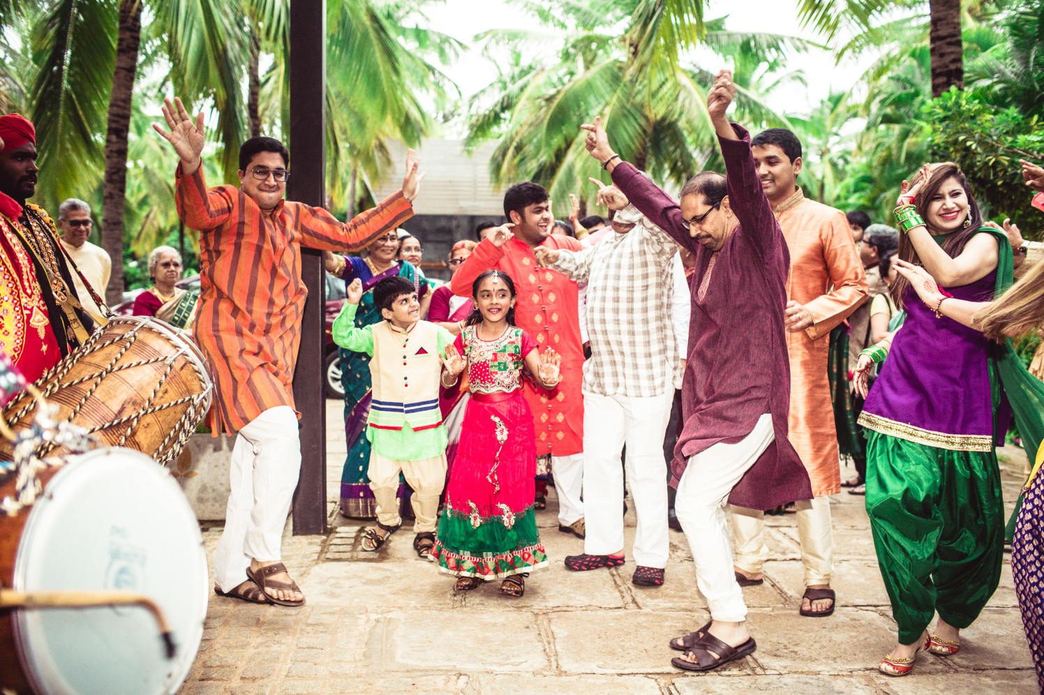 Lets Dance Our Heart Out by Manas Saran Photography Wedding-photography | Weddings Photos & Ideas