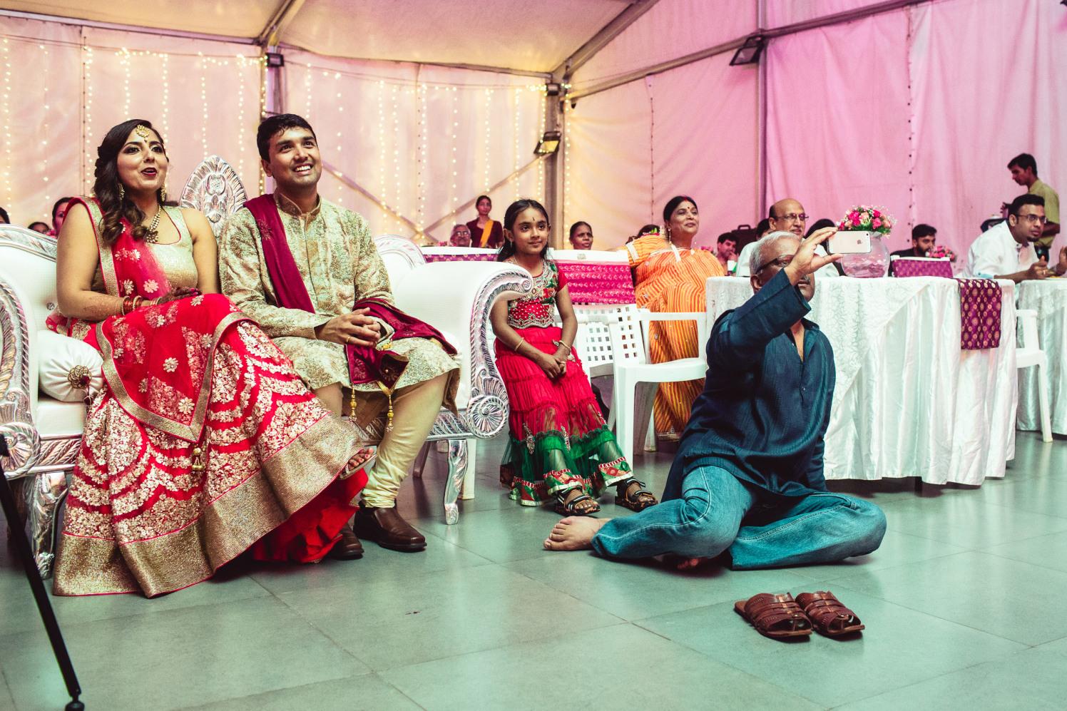 Exuberant and beatific by Manas Saran Photography Wedding-photography | Weddings Photos & Ideas