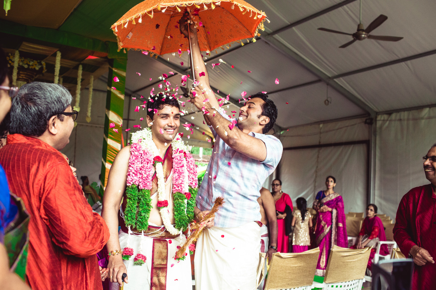 Welcoming the suitor by Manas Saran Photography Wedding-photography | Weddings Photos & Ideas