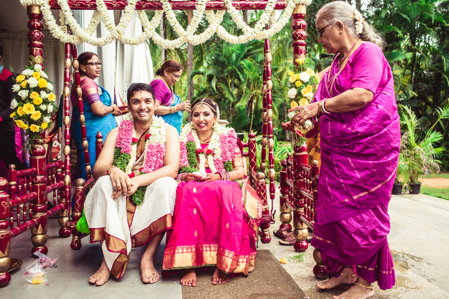 Impeccable and contented by Manas Saran Photography Wedding-photography | Weddings Photos & Ideas