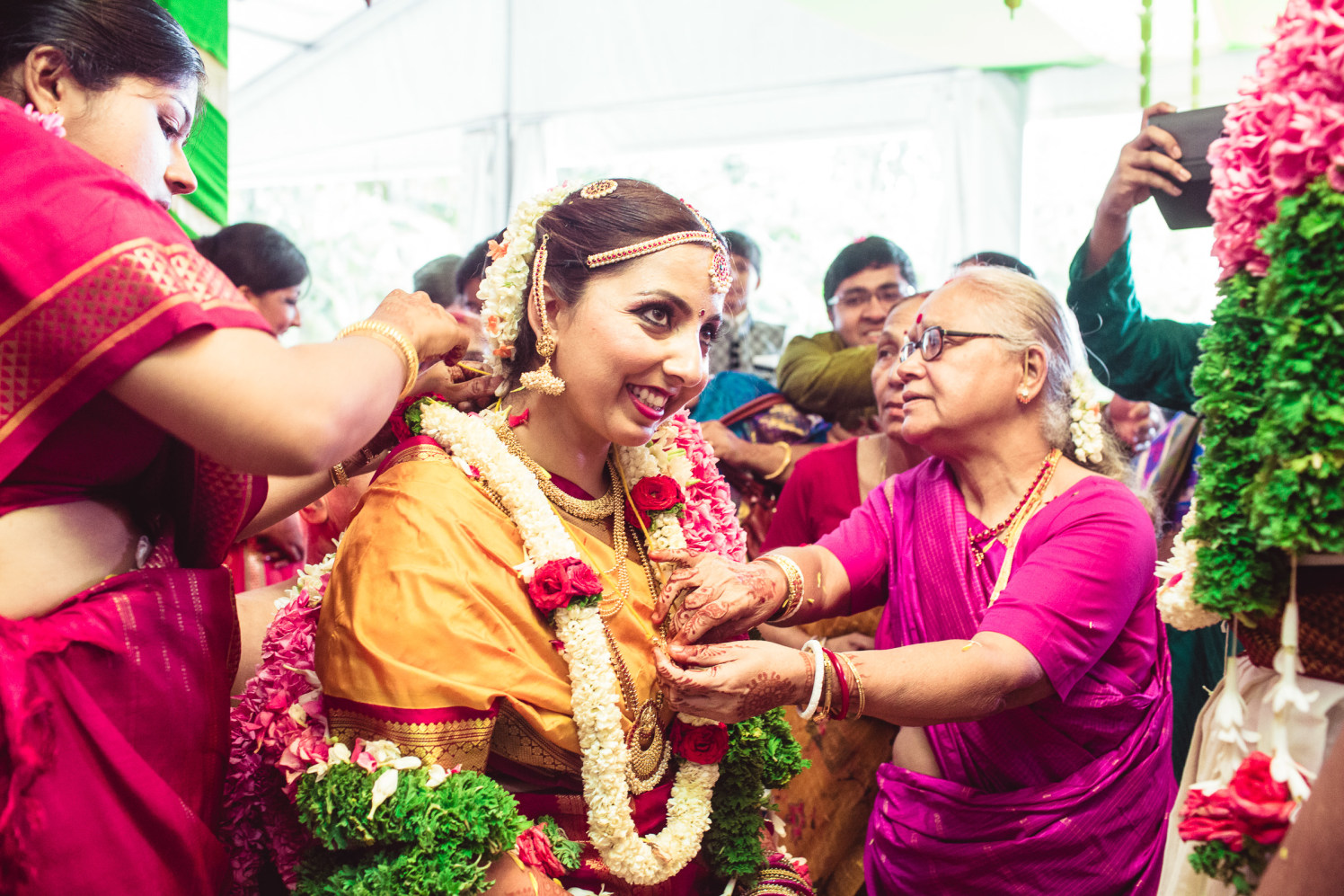 Gleaming bride by Manas Saran Photography Wedding-photography | Weddings Photos & Ideas