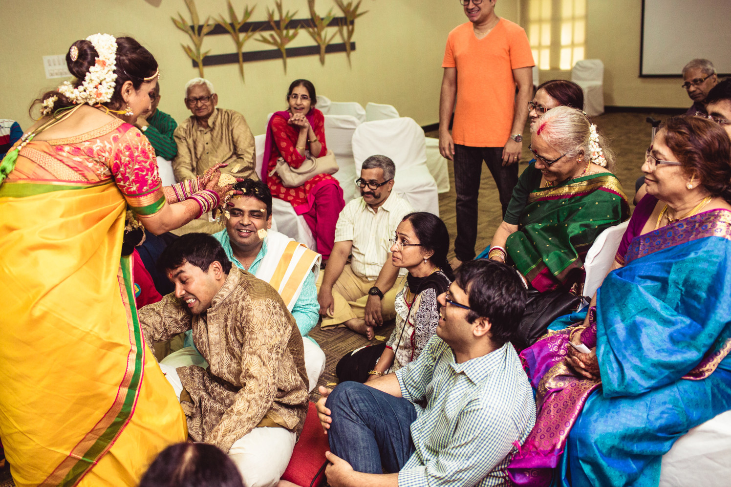 Mirthful shot by Manas Saran Photography Wedding-photography | Weddings Photos & Ideas