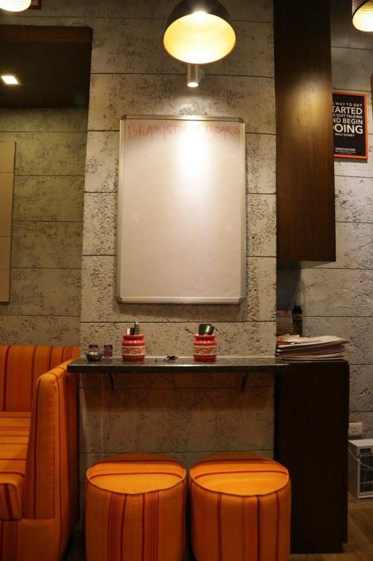The Tinge of Orangeness by Designwise Interiors Modern | Interior Design Photos & Ideas