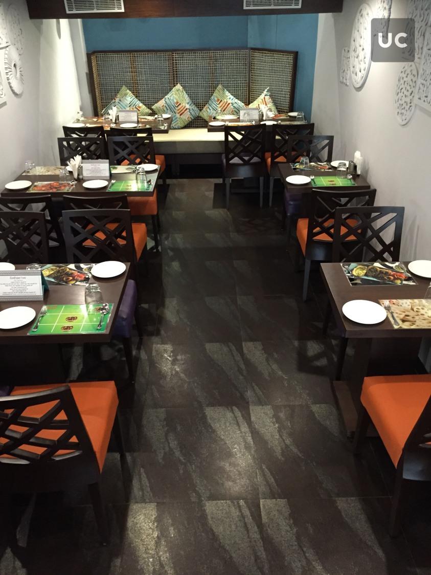 Modern contemporary restaurant by Designwise Interiors Modern | Interior Design Photos & Ideas