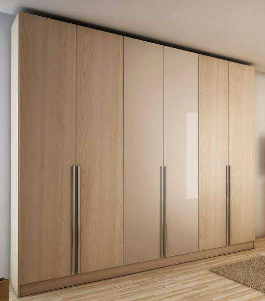 Veneer Storage Wardrobe by Sudeep S Gandhi ID Bedroom Contemporary | Interior Design Photos & Ideas