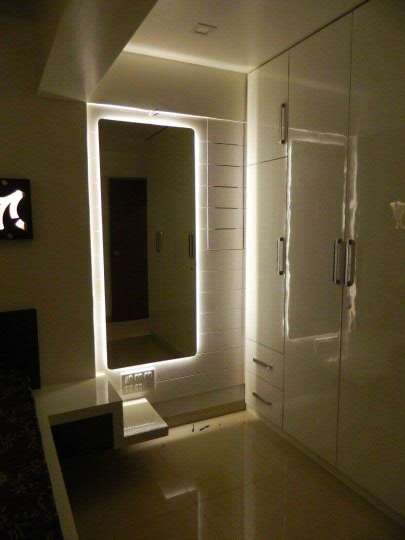Litt Up by Intrusa Interiors  Bedroom Contemporary | Interior Design Photos & Ideas