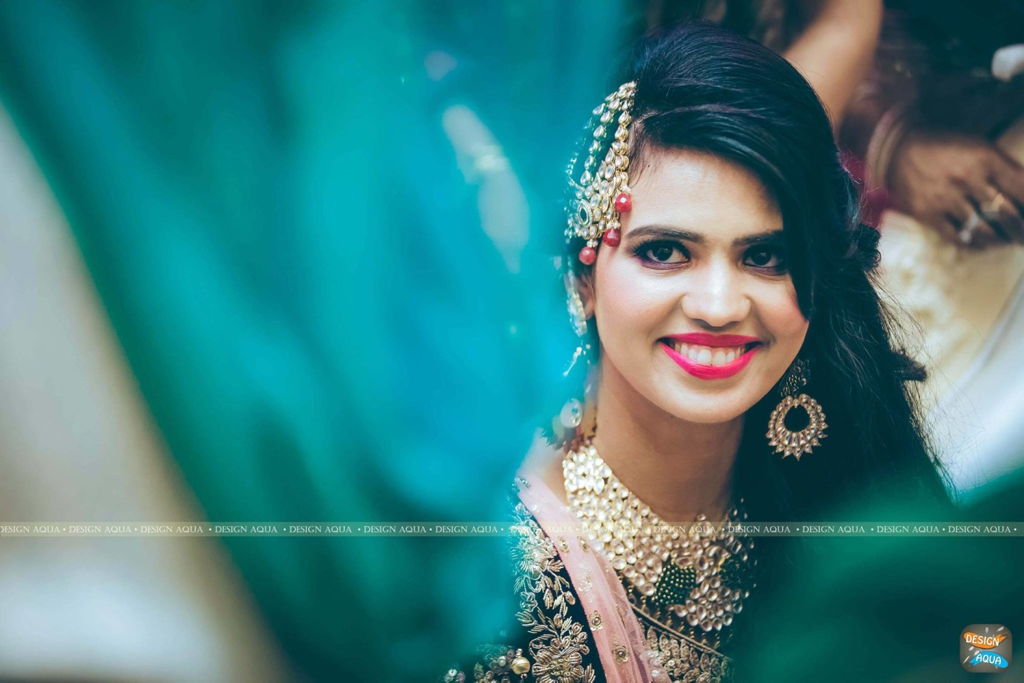 Glowing Light and Natural Makeup Worn By Bride by Priyanka Kamboj Wedding-photography Bridal-jewellery-and-accessories Bridal-makeup | Weddings Photos & Ideas